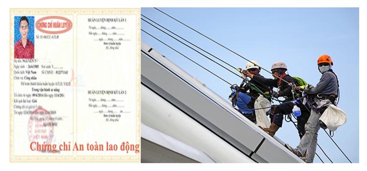 Học An toàn lao động – chứng chỉ - nghiệp vụ