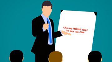 Lợi ích khóa học CHA MẸ thông thái cùng CON tư duy dành cho Ai?